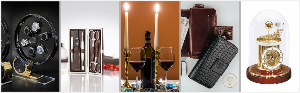 Luxus Geschenke für Herren und Damen